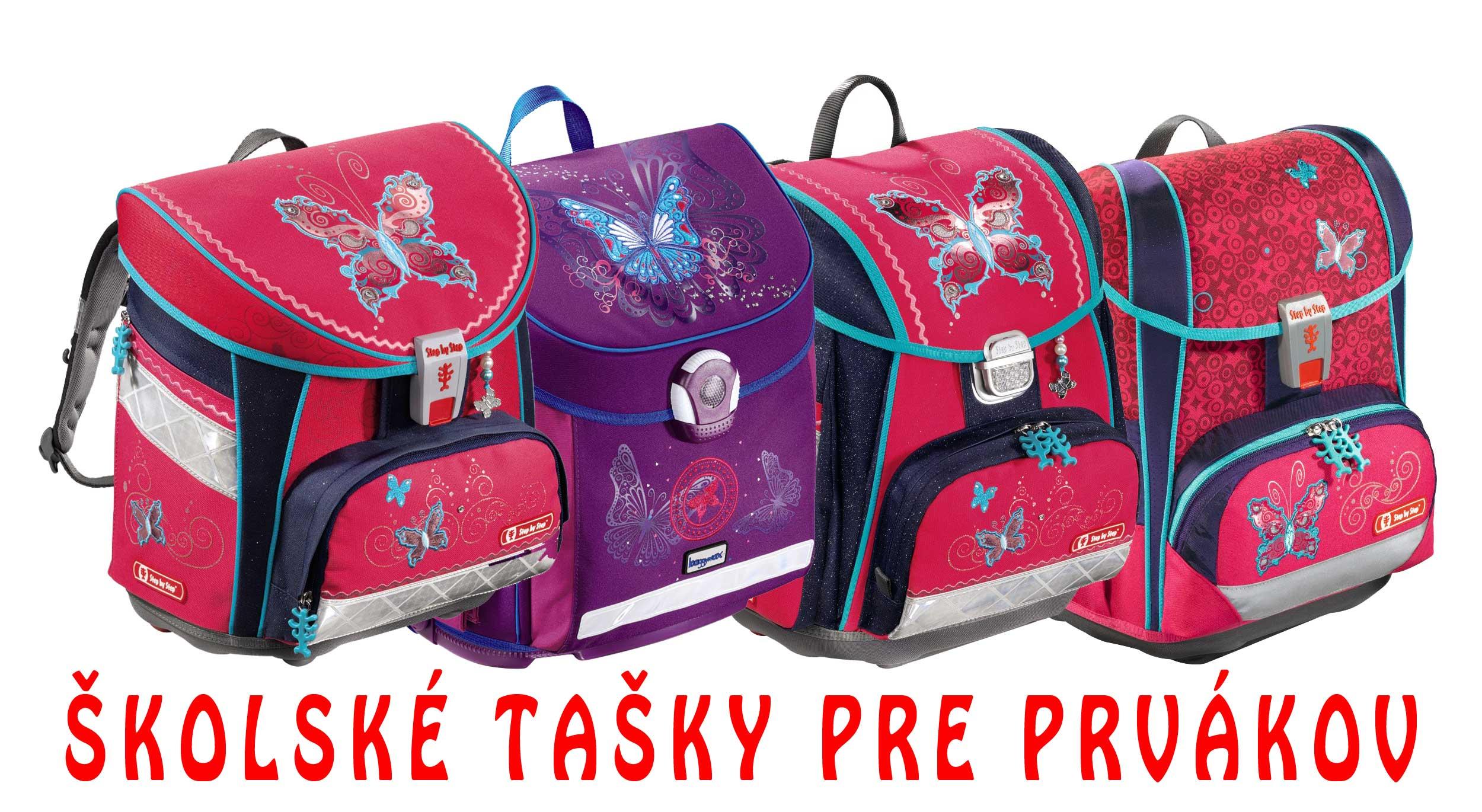 677a2bb92f Školské tašky pre prvákov HAMA